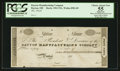 Obsoletes By State:Ohio, Dayton, OH- Dayton Manufacturing Company Handwritten DenominationUNL Wolka 0981-09 Proof. ...
