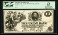 Obsoletes By State:Ohio, Sandusky City, OH- The Union Bank of Sandusky City $10 G16 Wolka2405-08 Proof. ...