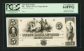 Obsoletes By State:Ohio, Columbus, OH- State Bank of Ohio Generic (Fill-in) Branch $5 G1712Wolka 0895-09 Proof. ...