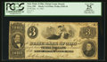 Obsoletes By State:Ohio, Troy, OH- The State Bank of Ohio, Miami County Branch $3 Dec. 12,1861 G1504a Wolka 2590-18. ...