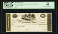Obsoletes By State:Ohio, Zanesville, OH- Muskingum Bank $5 G16 Wolka 2945-15 Proof. ...