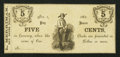 Obsoletes By State:Ohio, (Not Shown), OH- L. Merriman 5¢ Nov. 1, 1862 Remainder WolkaUnlisted. ...