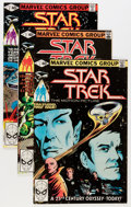 Modern Age (1980-Present):Science Fiction, Star Trek #1-18 Complete Run Group (Marvel, 1980-82) Condition:Average NM-.... (Total: 18 Comic Books)