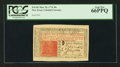 Colonial Notes:New Jersey, New Jersey March 25, 1776 30s PCGS Gem New 66PPQ.. ...