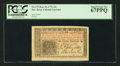 Colonial Notes:New Jersey, New Jersey March 25, 1776 12s PCGS Superb Gem New 67PPQ.. ...