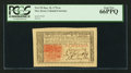 Colonial Notes:New Jersey, New Jersey March 25, 1776 6s PCGS Gem New 66PPQ.. ...