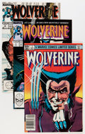 Modern Age (1980-Present):Superhero, Wolverine Related Short Box Group (Marvel, 1982-2000) Condition:Average NM....