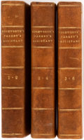 Books:Children's Books, Maria Edgeworth. The Parent's Assistant; or, Stories forChildren. London: R. Hunter, 1822. New edition. Complete in...(Total: 3 Items)