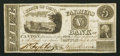 Obsoletes By State:Ohio, Canton, OH- The Farmers Bank of Canton $5 July 6, 1836 UNL Wolka0278-25. ...