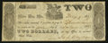 Obsoletes By State:Ohio, Miami City, OH- Jos. J. Bingham $2 July 1, 1837 Wolka 1645-04. ...