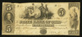 Obsoletes By State:Ohio, Mt. Pleasant, OH- State Bank of Ohio, Mt. Pleasant Branch $5 Feb.1, 1848 Wolka 1723-20. ...