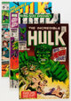 The Incredible Hulk Group (Marvel, 1968-72) Condition: Average FN.... (Total: 35 Comic Books)