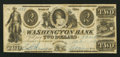 Obsoletes By State:Ohio, Miamisburg, OH- The Washington Social Library Company at theWashington Bank $2 Mar. 1, 1841 Wolka 1650-02. ...