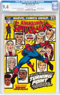 Bronze Age (1970-1979):Superhero, The Amazing Spider-Man #121 (Marvel, 1973) CGC NM 9.4 Cream tooff-white pages....