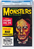 Magazines:Horror, Famous Monsters of Filmland #7 Don/Maggie Thompson Collection pedigree (Warren, 1960) CGC VF 8.0 Off-white to white pages....