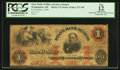 Obsoletes By State:Ohio, Washington, OH- The State Bank of Ohio, Guernsey Branch $1 June 1,1861 G1634a Wolka 2757-08. ...