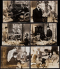 """Movie Posters:Drama, Orson Welles in Tomorrow is Forever & Others Lot (RKO, 1945).Photos (12) (7"""" X 9"""" & 8"""" X 10""""). Drama.. ... (Total: 12 Items)"""