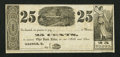 Obsoletes By State:Ohio, Roscoe, OH- Unknown Issuer 25¢ Remainder Wolka 2342-06. ...