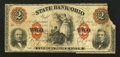 Obsoletes By State:Ohio, Salem, OH- State Bank of Ohio, Farmers Branch in Salem $2 July 26,1861 Wolka 2359-12. ...