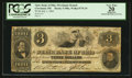 Obsoletes By State:Ohio, Cleveland, OH- The State Bank of Ohio, Merchants Branch $3 July 1,1862 G398a Wolka 0776-19. ...