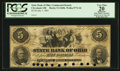 Obsoletes By State:Ohio, Cleveland, OH- The State Bank of Ohio, Commercial Branch $5 July 1,1861 G360b Wolka 0774-26. ...