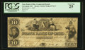 Obsoletes By State:Ohio, Cleveland, OH- The State Bank of Ohio, Commercial Branch $10 Feb.1, 1847 G-364 Wolka 0774-27. ...