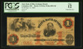 Obsoletes By State:Ohio, Columbus, OH- The State Bank of Ohio, Exchange Branch $1 Sep. 13,1860 G434a Wolka 0891-08. ...