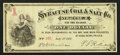 Obsoletes By State:Ohio, Syracuse, OH- Syracuse Coal & Salt Co. $1 July 1, 1874 Wolka2506-05. ...