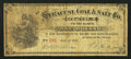 Obsoletes By State:Ohio, Syracuse, OH- The Syracuse Coal & Salt Co. $1 July 1, 1874Wolka 2506-06. ...