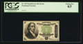 Fractional Currency:Fourth Issue, Fr. 1379 50¢ Fourth Issue Dexter PCGS Choice New 63.. ...