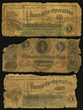 Obsoletes By State:Ohio, Youngstown, OH- Himrod Co-Operative Company $1; $5 Nov. 1, 1876Wolka 2902-05; -06. Youngstown, OH- Mahoning County Bank ...(Total: 3 notes)