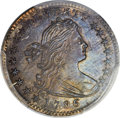 Early Half Dimes, 1796 H10C MS64 PCGS. V-1, LM-1, R.3. ...