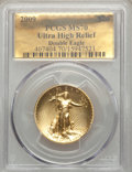 Modern Bullion Coins, 2009 $20 One-Ounce Gold Ultra High Relief Twenty Dollar MS70PCGS....