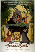 Entertainment Collectibles:Movie, [Movie Posters]. Group of Three Reprints of Disney Movie Posters. Includes The Jungle Book (1967, reprint), Song...