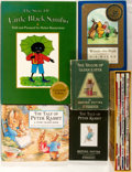 Books:Children's Books, [Children's]. Group of Eight Children's Books. Three are in aslipcase. Various publishers and dates. Includes editions of ...(Total: 8 Items)