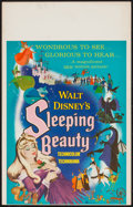 "Movie Posters:Animation, Sleeping Beauty (Buena Vista, 1959). Window Card (14"" X 22"").Animation.. ..."