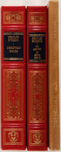 Books:Literature Pre-1900, Charles Dickens. Two Oxford Library Limited Editions and aPrivately Printed Copy of The Strange Gentleman.Gentle... (Total: 3 Items)