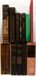 Books:Literature 1900-up, [World Literature]. Group of Twelve Books. Various publishers anddates. Most are either first editions or first editions th...(Total: 12 Items)