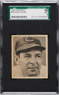 Baseball Cards:Singles (1940-1949), 1948 Bowman Augie Galan #39 SGC 96 Mint 9 - None Higher!...
