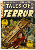 Golden Age (1938-1955):Horror, Tales of Terror Annual #3 (EC, 1953) Condition: GD+....