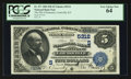 National Bank Notes:Kentucky, Louisville, KY - $5 1882 Date Back Fr. 537 The NB of Kentucky Ch. #(S)5312. ...