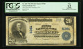 National Bank Notes:Colorado, Florence, CO - $20 1902 Plain Back Fr. 659 The First NB Ch. # 5381....