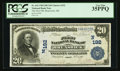 National Bank Notes:Maine, Brunswick, ME - $20 1902 Date Back Fr. 642 The First NB Ch. #(N)192. ...