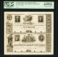 Obsoletes By State:Ohio, New Lisbon, OH- The Columbiana Bank of New Lisbon $5-$20 Wolka1848-23 Uncut Proof Sheet. ...