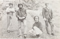 Music Memorabilia:Autographs and Signed Items, Doors - Jim Morrison Signed Band Photo. ...