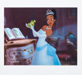 Animation Art:Seriograph, Walt Disney's The Princess and the Frog Limited EditionAnimation Cel (Walt Disney, 2009).... (Total: 2 Items)