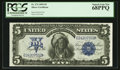 Large Size:Silver Certificates, Fr. 274 $5 1899 Silver Certificate PCGS Superb Gem New 68PPQ.. ...