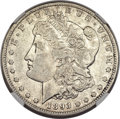 Morgan Dollars, 1893-S $1 Fine 12 NGC....