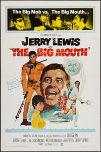 "The Big Mouth (Columbia, 1967). One Sheet (27"" X 41"") & Color Photos (14) (8"" X 10""). Comedy..."