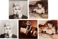 Music Memorabilia:Recordings, Madonna LPs and Photo Proofs.... (Total: 4 Items)
